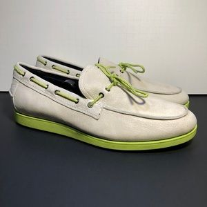 Cole Haan Air Mason Camp Moc Men's Leather Loafers